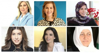 Lebanon's Winning Women: Six Females Voted into Parliament