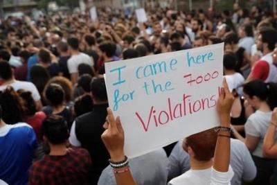 Lebanon Civil Society Candidates Suspect Electoral 'Fraud'