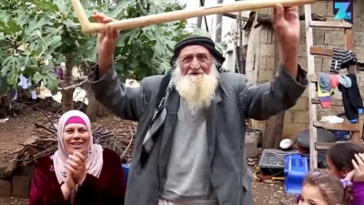 125 Years Oldest Man Suliman from Lebanon has a 7-year-old son!