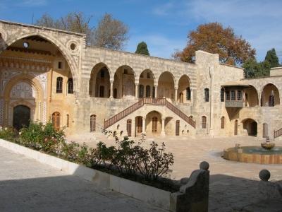 Beit ed-Dine بيت الدين