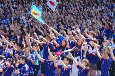 Japanese Fans Stayed Back After World Cup Match To Pick Up Trash