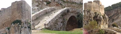 The Mseilha Fort, قلعة المسيلحة