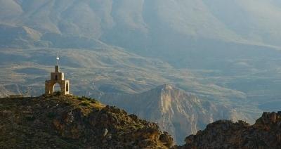 """Kadisha Valley, """"Holy Valley"""""""
