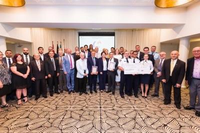 The United Australia Lebanese Movement Australia Day Award Ceremony